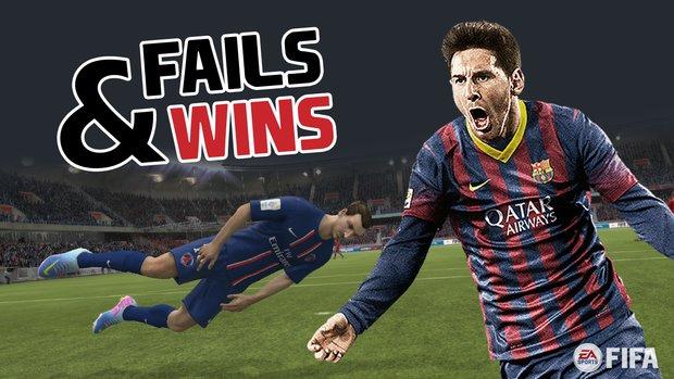 FIFA Fails & Wins: Die besten Momente in der Übersicht