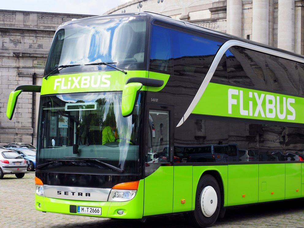 Flixbus Fahrrad mitnehmen