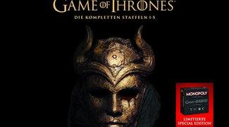 Game of Thrones-Staffel 5 auf DVD und Blu-ray jetzt vorbestellen