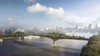 Londoner Garden Bridge: Bürgermeister bat Apple um Mithilfe