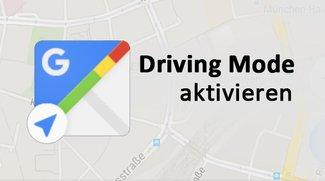 Google Maps Driving Mode: Was ist das? Wie aktivieren?