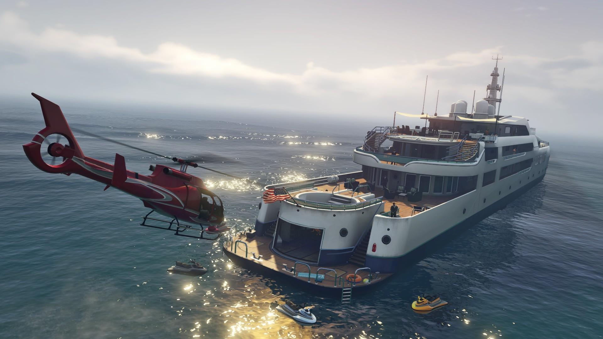 Superyachten kaufen  GTA Online: Yacht kaufen – so bekommt ihr ein Luxusboot – GIGA
