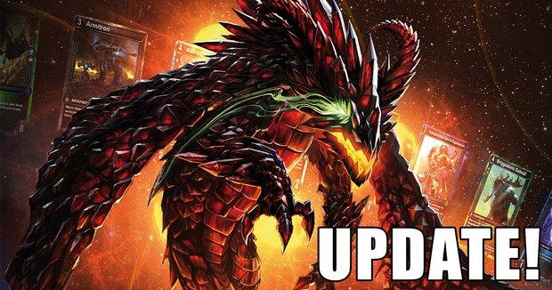 HEX: Das neue Update macht das TCG zum RPG!