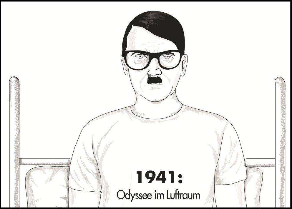 hipster hitler ist eine humorvolle skizze der hipster bewegung ein buch auch für mädchen