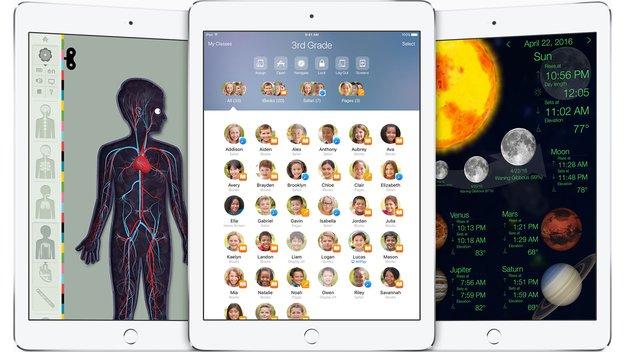 Ein iPad, mehrere Nutzer: iOS 9.3 zeigt sich mit Multi-User-Mode