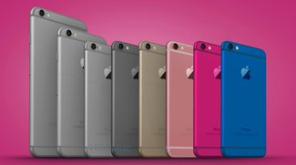 Ein Drittel aller iPhone-Benutzer haben ein 4-Zoll-iPhone