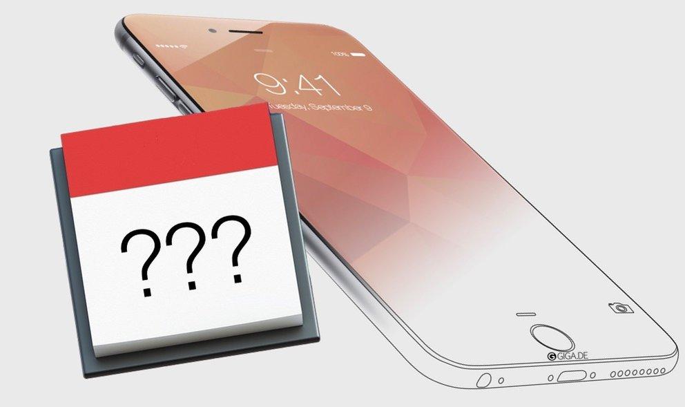 iphone 7 release wann erscheint das neue apple smartphone giga. Black Bedroom Furniture Sets. Home Design Ideas