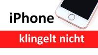 iPhone klingelt nicht – so geht's wieder