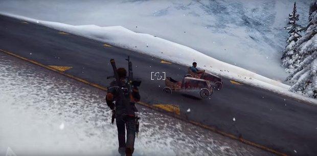 Just Cause 3: Mario Frigo finden - außerhalb einer Mission