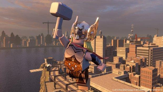 LEGO Marvel Avengers: Alle Superhelden und Schurken im Detail