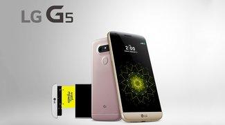 LG G5: Release, technische Daten, Bilder und Videos