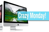 Crazy Monday:<b> iMacs mit bis zu 350 Euro Rabatt – nur heute!</b></b>
