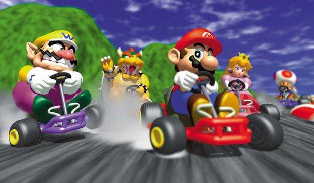 Mario Kart 64: In Kürze auch auf der Wii U!