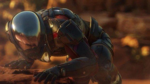 Mass Effect - Andromeda: Trailer gewährt tiefe Einblicke in Multiplayer