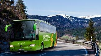 Flixbus: Verspätung? Fahrgastrechte nutzen! Alle Infos