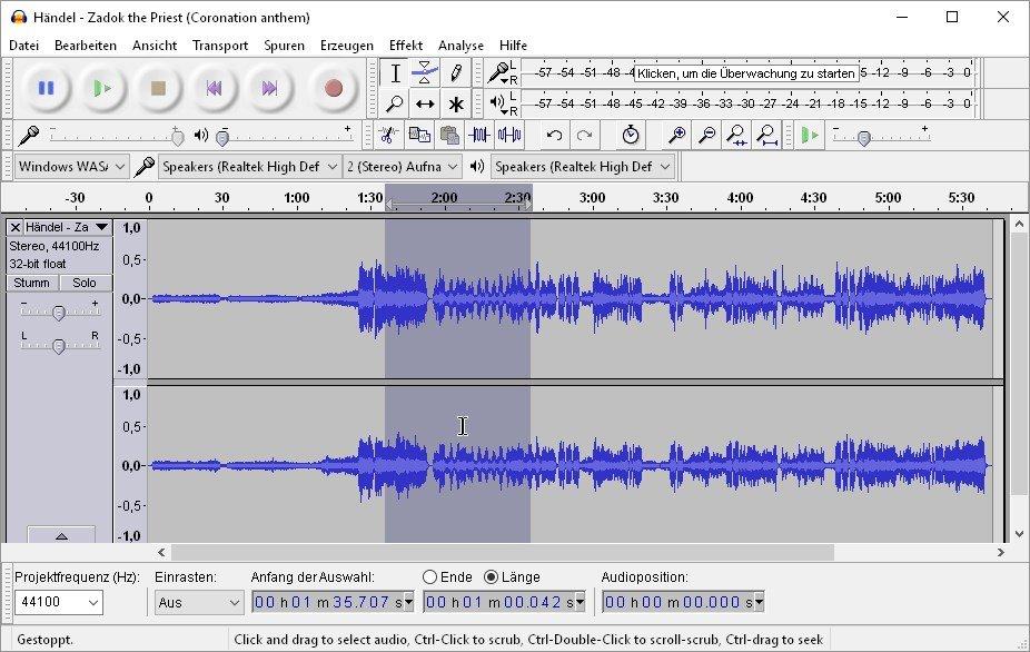 mp3-schneiden-audacity