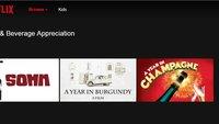 Diese 10 hirnrissigen Netflix-Kategorien braucht kein Mensch!