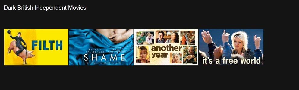 Auch hinter der Netflix-ID 666 findet sich eine Kategorie.