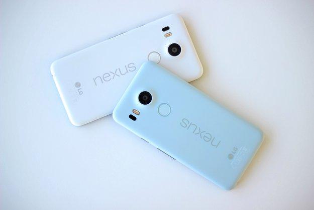 Nexus 5X: Google senkt die offiziellen Preise