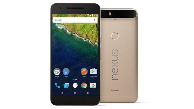 Nexus 6P: Gold-Variante jetzt international erhältlich