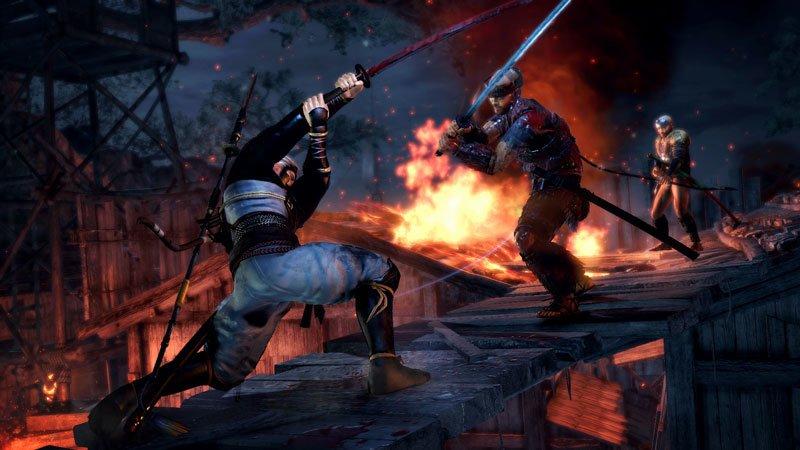 Ni-Oh: Schwertduelle gegen Feinde machen einen großen Teil der Spielzeit aus.