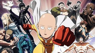 One Punch Man: Legaler Stream des Animes in Deutschland