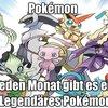 Pokémon-Jubiläum: So bekommt ihr 11 legendäre Taschenmonster