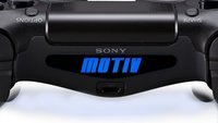 PS4 Lightbar Sticker mit Batman, Star Wars oder dem eigenen Text