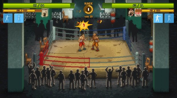 Punch Club: Cheats und Trainer für die Boxsimulation