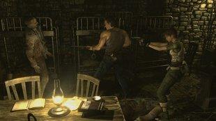 Resident Evil Zero Zug Code