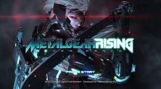 Metal Gear Rising: Revengeance auf dem Nvidia Shield TV angespielt [Video]