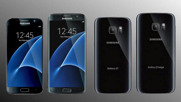 Samsung streicht Namenszusatz: Aus Galaxy S7 edge wird angeblich Galaxy S7+