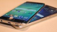 Samsung Galaxy S6 (edge): Android 6.0-Update in Europa steht offenbar kurz bevor
