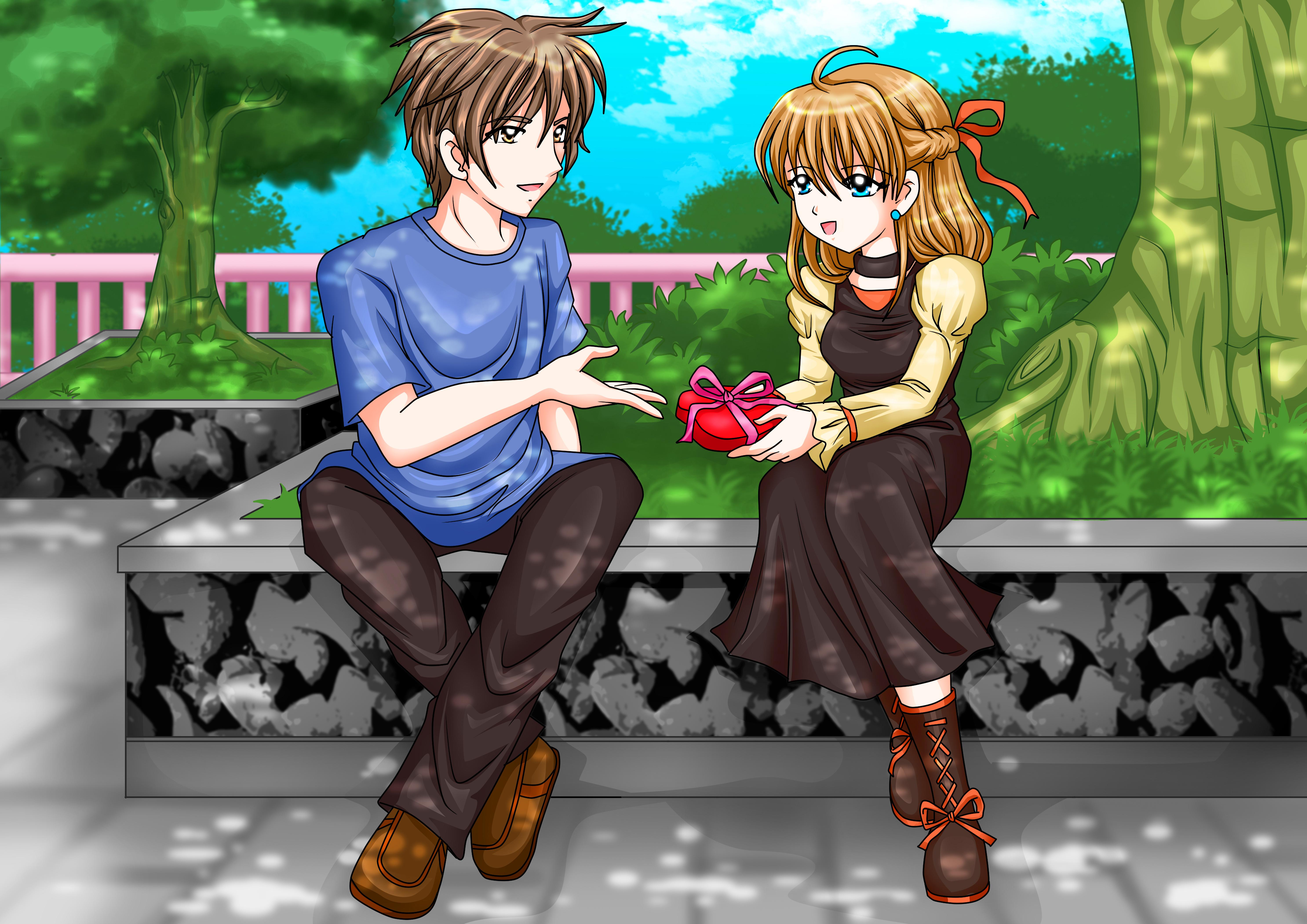 Romance Anime Liste Empfehlungen Auf Deutsch Mit Video Und Stream Adresse GIGA