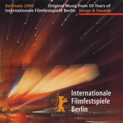 Cover von 50 Jahre Berlinale Songs