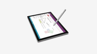 Microsoft: Surface-Stylus mit Akku & Ladefunktion am Tablet geplant
