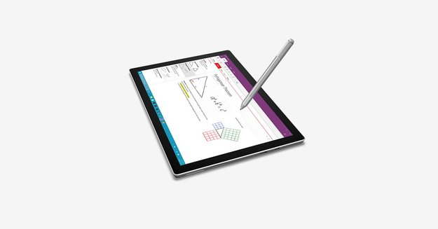 Microsoft: Surface-Stylus mit Akku & Ladefunktion am Tablet geplant