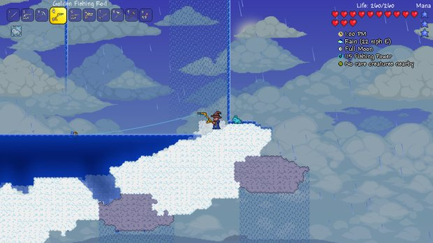 Terraria: Cheats, Trainer und Glitches für das Sandbox-Game