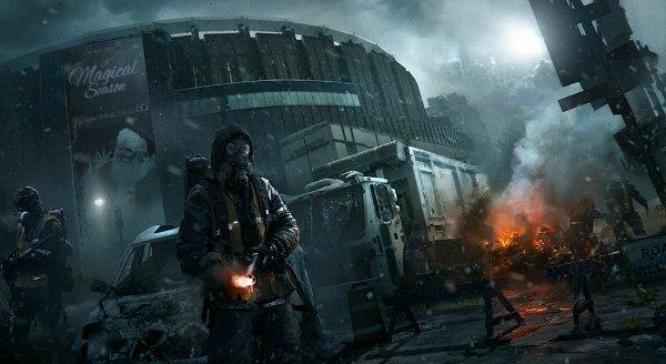 The Division: Ubisoft mit persönlichem Charts-Rekord in Großbritannien
