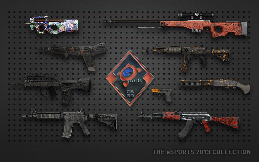 the-esports-2013-collection