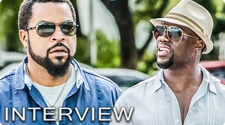 Kevin Hart &amp&#x3B; Ice Cube on RIDE ALONG 2 - PATZE DRIVES
