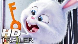 PETS Trailer 2 German Deutsch (2016)