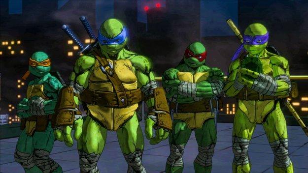 TMNT Mutants in Manhattan: 8 Minuten Gameplay aus dem Turtles-Spiel von Platinum Games
