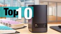 NAS für den Mac kaufen: Aktuelle Bestseller im Überblick