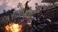 Uncharted 4 A Thief's End: Seht euch den neuen Making Of-Trailer an