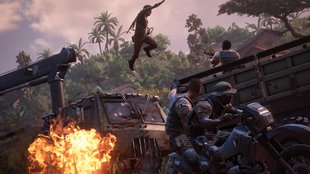 Uncharted 4 A Thief's End: Seht euch den neuen Making Of-Trailer an
