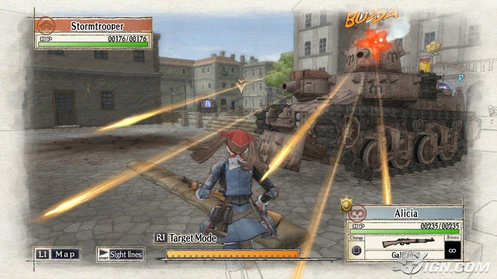 Valkyria Chronicles Remastered: Das Kampfsystem ist sehr komplex und ermöglicht unterschiedliche Taktiken.