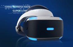 Playstation VR soll 2016 zwei...