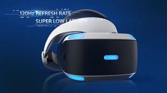 PlayStation VR: Ab sofort wieder vorbestellbar