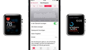 Apple Watch als Pulsmesser – so funktioniert's
